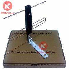 Anten có mạch khuếch đại thu sóng DVB-T2 Dunals