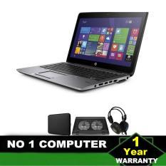 Laptop HP Elitebook 840 G1 i5-4300U, 14inch, 4GB, SSD 240GB + Bộ Quà Tặng – Hàng Nhập Khẩu