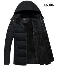 Áo phao nam lót lông siêu dày, siêu ấm AN186