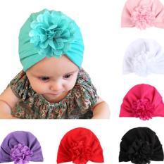 Mũ Turban Hoa, turban thời trang Cho Bé Gái KRS1880