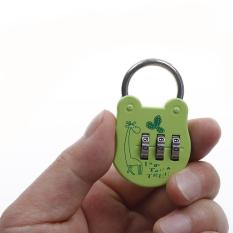 Ổ khóa số 3 số khóa ba lô, vali túi xách tiện xụng