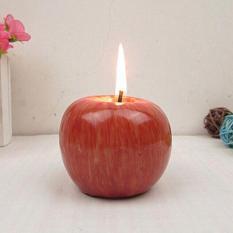 Combo 2 nến hình quả táo