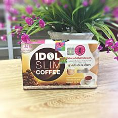Cà phê giảm cân Idol Slim Coffee 15 g x 10 gói – Thái Lan