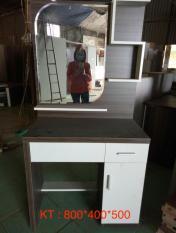 Bàn trang điểm kèm ghế Mina Furniture MN-BPMDF-4 (800*400*500)