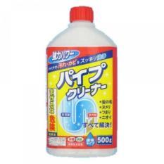 Chai nước thông tắc đường ống 500g (Trắng) hàng nhập khẩu Nhật Bản