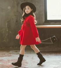 Áo khoác dạ bé gái cho bé từ 13 tới 45 kg