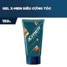 Gel vuốt tóc X-men Siêu cứng tóc 150g