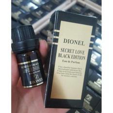 Nước hoa vùng kín Dionel secret black edition