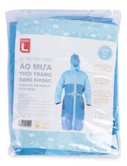 Áo Mưa Thời Trang Dạng Khoác Nam Choice L (CL) Size M (120 x 80cm)