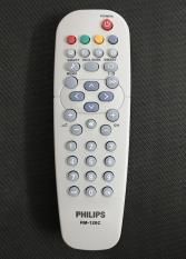 Điều khiển tivi philips RM-120C (xám)