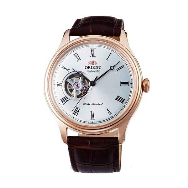 Đồng hồ nam dây da Orient Caballero FAG00001S0 ( Rose gold)