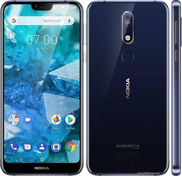 Nokia X7 64GB Ram 4GB (Xanh)- Có Tiếng Việt - Shop Online 24 - Hàng nhập khẩu