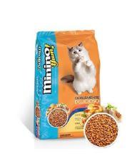 Hanpet.HCM miễn ship>99k-Minino Yum ( BLISK mới ) – (Thùng 8,4kg & 1,5kg & 350gr) Thức ăn viên cao cấp cho mèo mọi lứa tuổi – ( 203) t-HP10373TC
