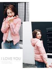 Áo khoác phao nữ cao cấp 3 lớp Hàn Quốc có nón
