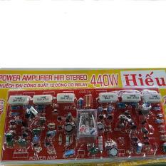 Bo mạch công suất ampli 440w