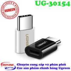 Đầu chuyển USB Type c to Micro usb Ugreen 30154