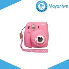 Fujifilm instax mini 9 Flamingo Pink – Hãng phân phối chính thức