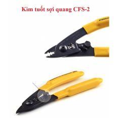 Kìm tuốt sợi quang CFS-2-Dụng cụ làm cáp