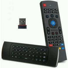Điều khiển từ xa tivi hỗ trợ tìm kiếm bằng giọng nói MX3