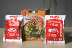 Canh Rong Biển vị Tôm (3.5g x 10 gói)