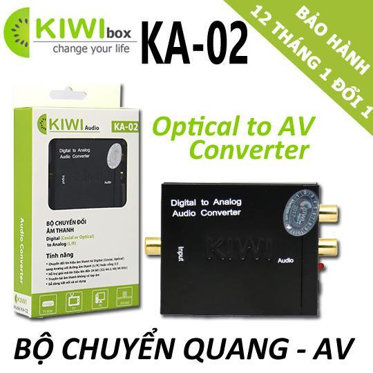 Nơi Bán Bộ chuyển đổi Optical audio sang AV – Âm thanh TO