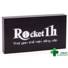 Viên uống tăng cường sinh lý nam giới Rocket 1h H/6v