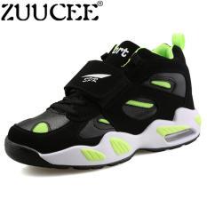 ZUUCEE Fashion Men Women Basketball Shoes High-top Air Cushion Shoes Korean Running Shoes【Free Shipping】