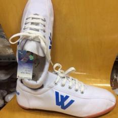 Giày đinh đá bóng Thượng Đình màu trắng