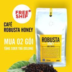 Cà phê Robusta Honey 500g (Số lượng có hạn) – The Kaffeine
