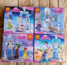 Hộp ráp hình nhân vật công chúa Disney