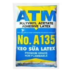 Keo sữa ATM dán giấy, gỗ, làm slime 1kg/bịch