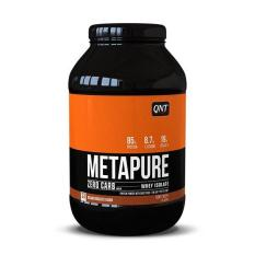 Isolate Whey Zero Carb Metapure Protein 908g Belgian Chocolate HSD Cuối Tháng 1/2021