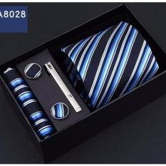 [HCM] Bộ cà vạt nam sang trọng dự tiệc hoặc làm quà tặng H6A