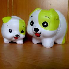 Heo Đất,Lợn Đất Tiết Kiệm 3D – Size nhỏ dài 12cm – quà tặng