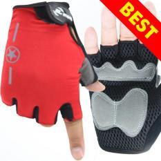Găng tay, bao tay tập GYM (chống chai tay) nam nữ