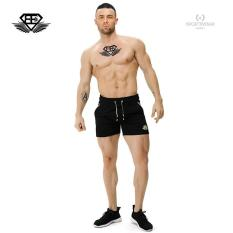 Quần short breathable sweat Body Engineers (quần áo tập gym, thể thao Sportswear Concept)