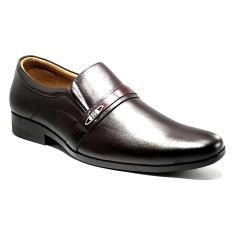 Giày tây da thật mũi nhọn L13