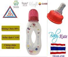 Bình sữa Baby Kute Tay Cầm 250ml- Hàng Nhập Khẩu Thái Lan