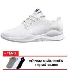 Giày thể thao Sneaker nam GNNEW05 + 1 đôi tất tặng kèm