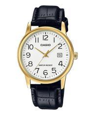 Đồng hồ nam dây da dây da Casio Anh Khuê MTP-V002GL-7B2UDF