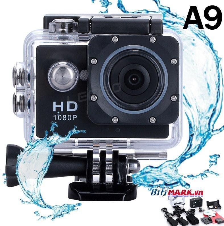 Camera hành trình Full HD 1080P – Sport Cam A9
