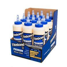 Keo Dán Gỗ Nội Thất, Ngoại Thất Titebond II Premium Wood Glue 473ml