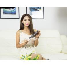 Lược chải điện , Lược điện mini- Máy tạo kiểu tóc 2 trong 1 Ruida, Loại tốt, giá rẻ, thỏa sức sáng tạo, biến hóa với mái tóc yêu quý của mình. M278 – Bh uy tín 1 đổi 1 bởi Smart Buy