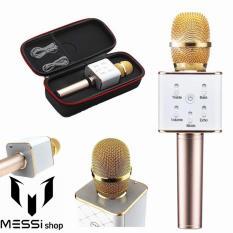 Micro hát karaoke loại nào tốt-Micro kiem loa karaoke-Mic karaoke Q7 cao cấp 3 trong 1 thế hệ mới năm 2018.Được mọi người lựa chọn nhiều trong năm nay-giảm tới 50% -bảo hành 1 đổi 1 trong vòng 7 ngày.