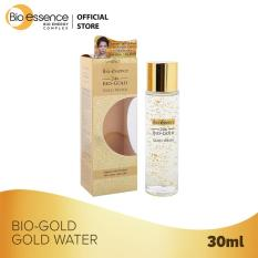 Nước dưỡng ngăn ngừa dấu hiệu lão hóa chiết xuất vàng sinh học 24K Bio-Gold Bio-essence 30ml (gift)