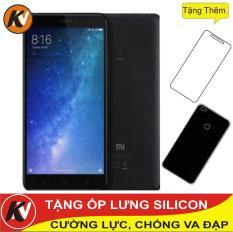 Xiaomi Mi Max 2 64Gb, Ram 4GB Kim Nhung (Đen) – Hàng nhập khẩu + Ốp Lưng + Cường lực