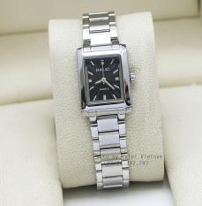 Đồng hồ nữ Halei HA465 chống nước dây thép cao cấp + Tặng kèm pin đồng hồ