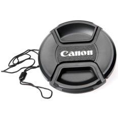 Nắp Đậy Ống Kính Lens Cap Trước Canon 72 mm -DNStore