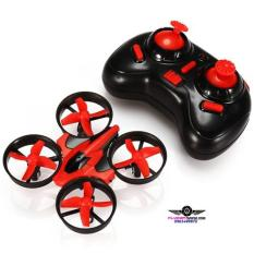 Flycam EACHINE E010 Mini 2.4 GHZ 4CH 6 Trục Không Đầu Chế Độ RTF