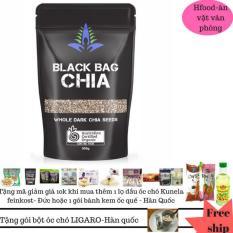 Hạt Chia đen cao cấp Black Bag 500g-nhập khẩu úc